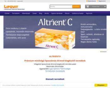 Lipovit Kft. – Liposzómás vitaminok