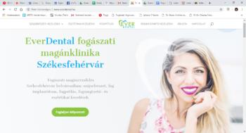 EverDental fogászati magánklinika Székesfehérvár