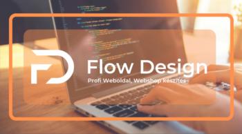 Flow Design weboldal készítés