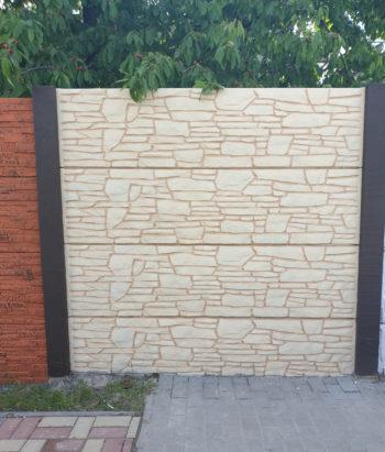 Elemes beton kerítés közvetlenül a gyártótól – PTS-Beton