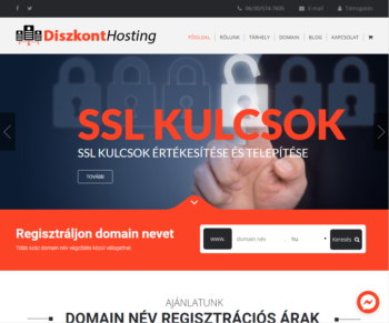 DiszkontHosting