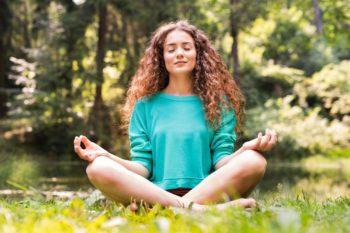 könnyű meditáció