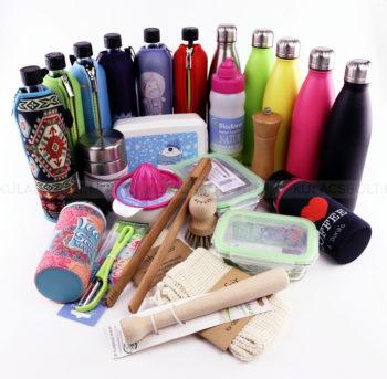 Kulacsok, termoszok, környezettudatos termékek