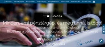Online pénztárgépek – MyCassa