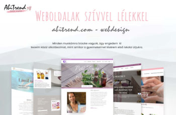 Abitrend - webdesign