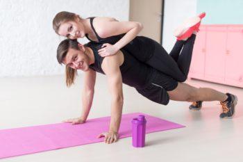 Otthoni edzés eszközzel és eszköz nélkül