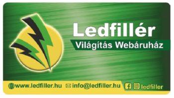 Ledfillér Világítás Webáruház