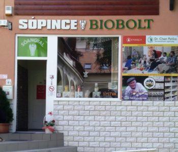 Sóangyal biobolt és sópince Debrecen