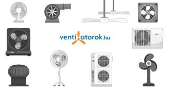 Casals ipari ventilátorok