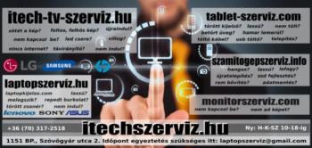 Itech Tv Szerviz, tv szerelő Budapest