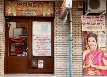 Mango Thai Masszázs Budapest