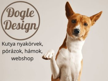 DogleDesign - Kutya nyakörv, póráz, és hám webshop