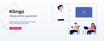 Klingz - Online Oktatási platform