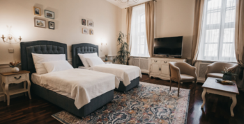Rudolf - Ház, szálloda Esztergomban