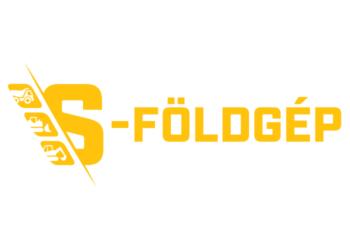 S-Földgép logó