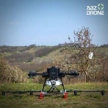 földmérés drónnal